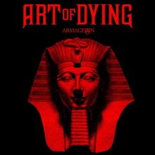 Art Of Dying-Armageddon Cover